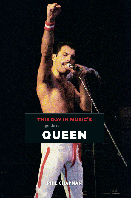This Day In Music's Guide To Queen front cover