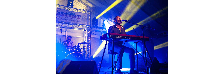 Hayfest Festival 2014 - Roachford