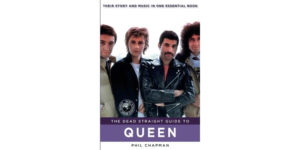 Dead Straight Guide To Queen cover