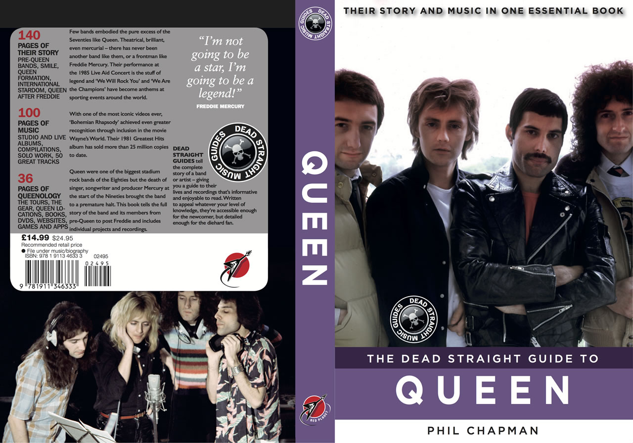 Dead Straight Guide To Queen full cover