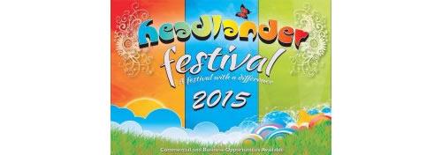 Headlander Festival 2015 banner